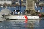 Zürich - StaPo - Wasserschutzpolizei - Patrouillenschiff - P2