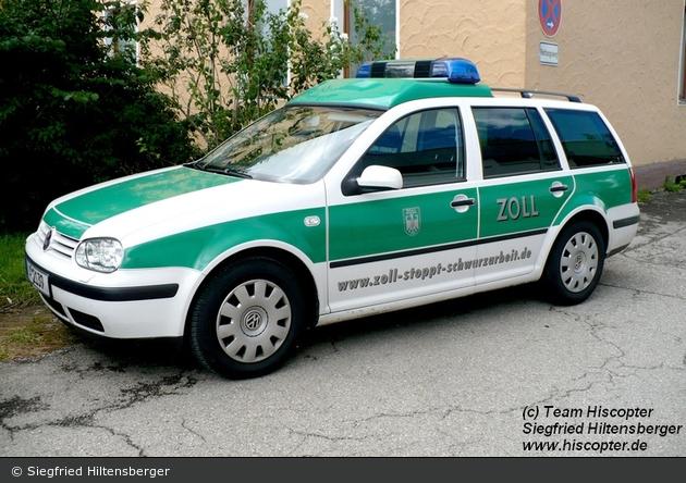 BY - Kempten - VW Golf Variant
