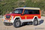 Estagel - SDIS 66 - MZF-Allrad - VLTT