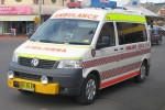 Byron Bay - Ambulance Service of New South Wales - RTW - 576