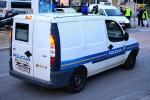 Mravince - Policija - Interventna jedinica - DHuFüKW