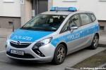 B-30550 - Opel Zafira Tourer - FuStW