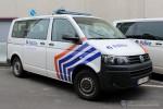 Zaventem - Federale Politie - Luchtvaartpolitie - HGruKw