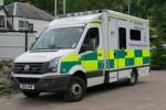 Fort William - Scottish Ambulance Service - RTW