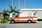 Key West - Atlantic Ambulance Services - RTW - 535 (a.D.)