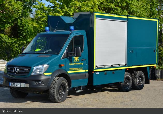 S-RP 401 - KBD Stuttgart - Mercedes-Benz Sprinter