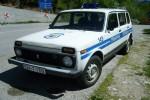 Bosna i Hercegovina - Hum - Grenzpolizei - FuStW