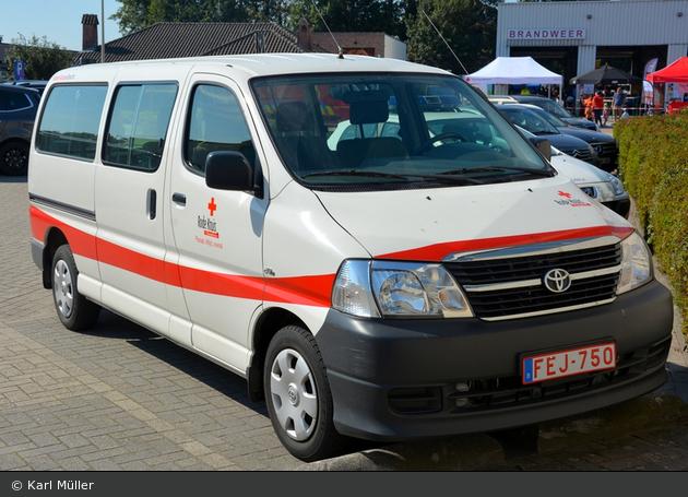 Brecht - Rode Kruis Vlaanderen - MZF