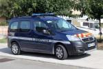 Calvi - Gendarmerie Nationale - FuStW - VP
