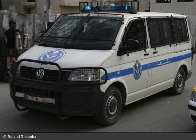 al-Chalīl - Palestinian Civil Police Force - HGruKw