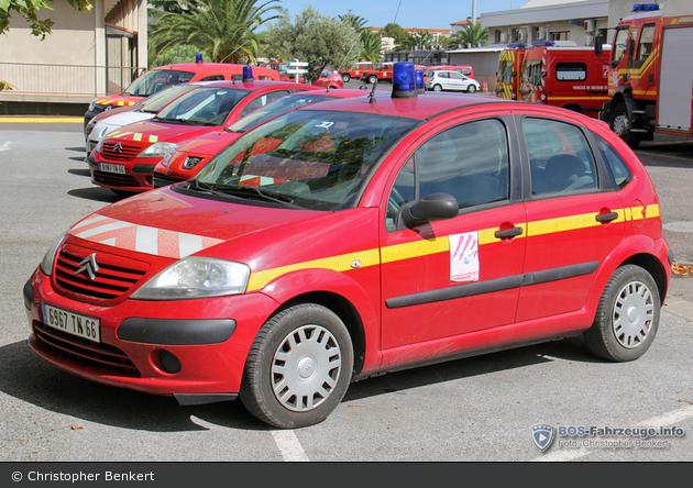 Perpignan - SDIS 66 - MZF - VL