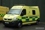 East of England - Ambulance Service - RTW - 821 (a.D.)