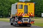 Eindhoven - ProRail Incidentenbestrijding - WLF-Schiene