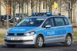 B-30889 - VW Touran - FuStW