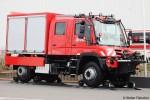 Magdeburg - Magdeburger Verkehrsbetriebe - Hilfsfahrzeug - 1213