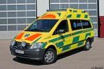 Kungshamn - Västra Götaland Ambulanssjukvård - RTW - 3 54-9350