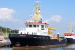 WSA Weser-Jade-Nordsee - Tonnenleger - Schillig