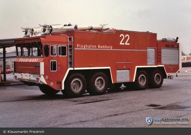Florian Hamburg Flughafen 22 (a.D.) (HH-ZL 724)