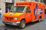 Santiago de Chile - Rescate Total - RTW - 93