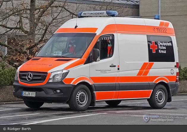 Rotkreuz Schaumburg 46/92-01
