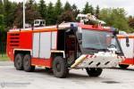 Stetten am kalten Markt - Feuerwehr - FlKfz Mittel, Flugplatz