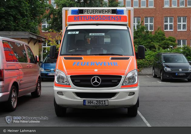 Florian Hamburg RTW (HH-2811) (a.D.)