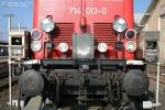Fulda - Deutsche Bahn AG - Rettungszug - Detailaufnahme der Kameras der Lok