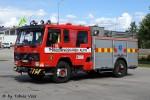 Alfta - Räddningstjänsten Södra Hälsingland - Släck-/Räddningsbil - 2 26-7110