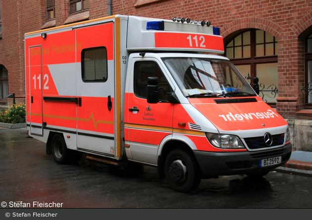 Florian Berlin RTW B-2592 (a.D.)