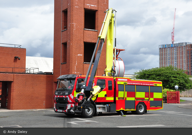 Salford - Greater Manchester Fire & Rescue Service - WrT