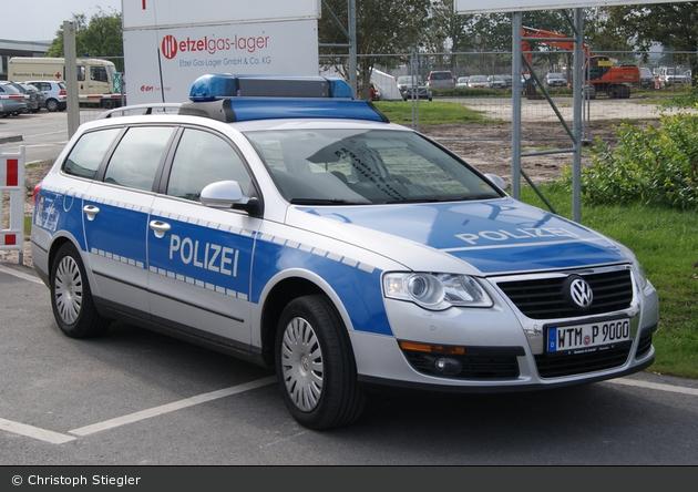 WTM-P 9000 - VW Passat Variant - FuStW