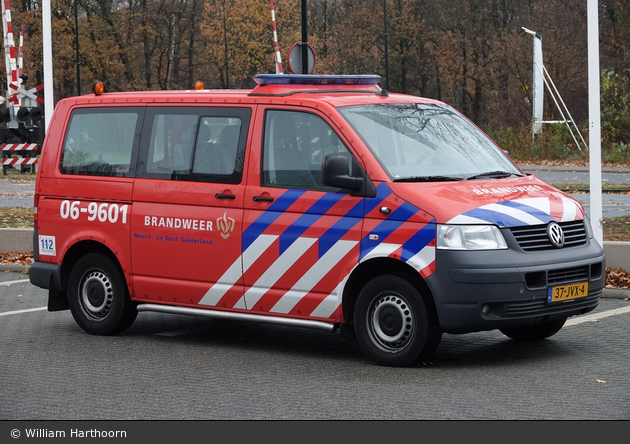 Apeldoorn - Veiligheidsregio - Brandweer - MTW - 06-9601 (a.D.)