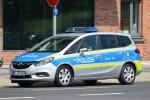 WI-HP 5126 - Opel Zafira - FuStW
