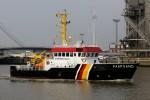 WSA Ems-Nordsee - Vermessungsschiff Paapsand