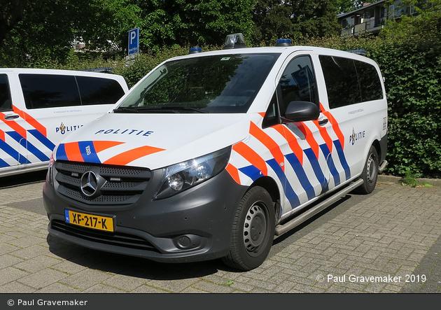 Diemen - Politie - FuStw - 9300