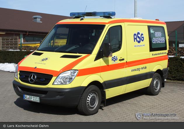 Rettung Harburg ASG 6-1