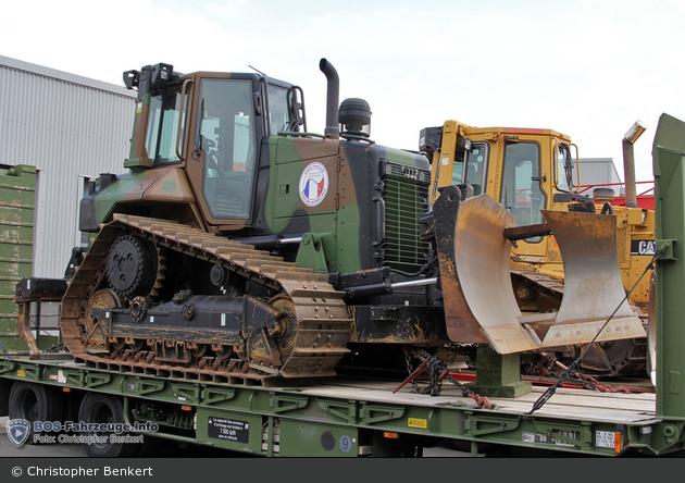 Lézignan-Corbières - Armée de Terre - Kettendozer