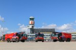 NL - Rotterdam - Bedrijfsbrandweer Rotterdam Airport - FLF's