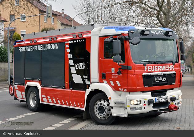 Einsatzfahrzeug Florian Heilbronn 01 49 01 Bos Fahrzeuge