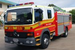 Hervey Bay - Queensland Fire & Rescue - HLF - 968