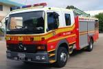 Hervey Bay - Queensland Fire & Rescue - HLF - 968