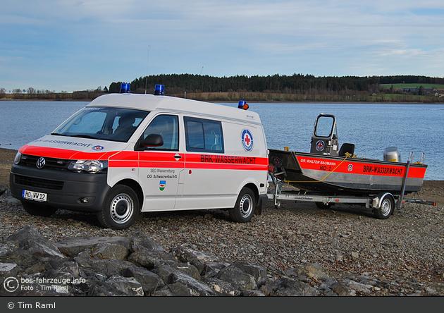 Wasserwacht Schwarzenbach an der Saale 91/01
