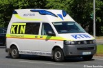 Krankentransport KTN - KTW 13 (B-KN 833)