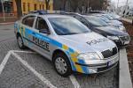 Ústí nad Orlicí - Policie - FuStW