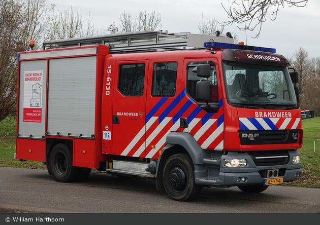 Midden-Delfland - Brandweer - HLF - 15-6130