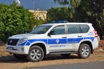 Agia Napa - Cyprus Police - FuStW