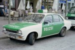 HH-3273 - Opel Kadett - FuStW (a.D.)