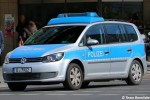 B-7902 - VW Touran - FuStW