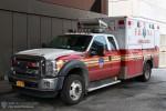 FDNY - EMS - Ambulance 080 - RTW