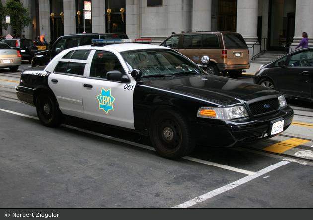 San Francisco - SFPD - FuStW 061